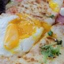 Golden Oozing Egg Yolk 🍳