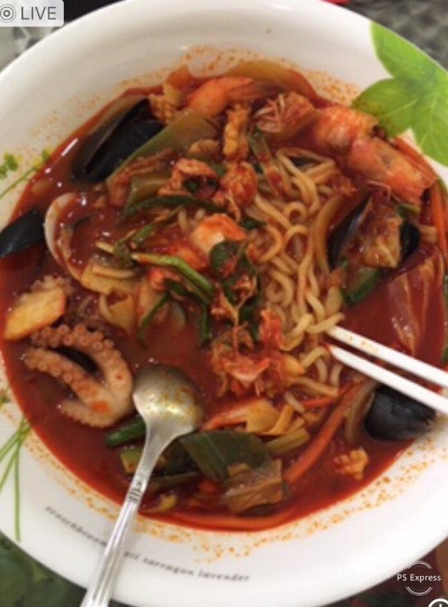 Yummy Seafood Jjampong