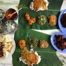 Banana Leaf Rice