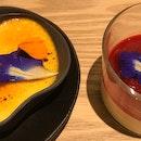 Crème Brûlée & Pana Cotta