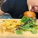 Grass Fed Beef Burger With Fries And Pork Spaghetti $40~