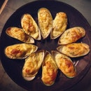 #cheese #mussels #instagram #singapore #seafood #dinner