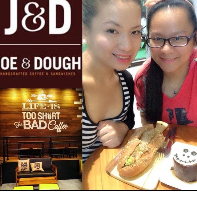 Merienda @ Joe & Dough