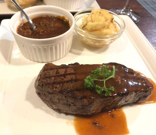 Mooo Mooo Steaks ($$)