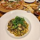 Truffle Mushroom Pasta ($28)