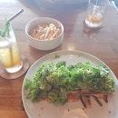 Vegetarians Rejoice! Good Food And Drinks