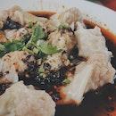 中國拉麵小籠包