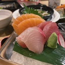 Fresh Sashimi & Great Selection Of Set Meals
