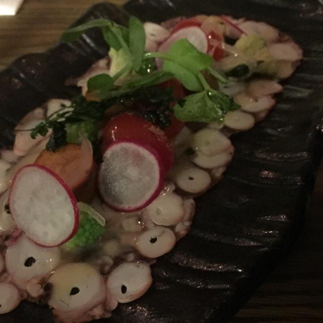 Octopus Terrine