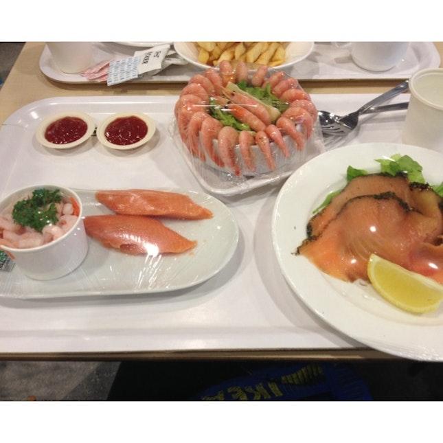 Salmon Galore
