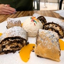 Cheesy Nutella Roll ($14.90)