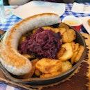 Bauernwurst ($20)