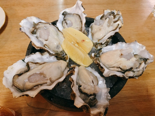 $2 Oyster Promo