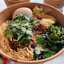 Mala Bah Chor Noodles ($9.80)