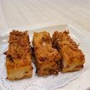 Crispy Mee Sua Kueh with Chinese Sausage ($5.03)