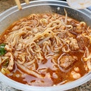 Tom Yam Egg Noodles ($9.50)