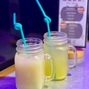 Lemon Yakult & Lemon Lime ($3.00++ Each)