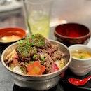 Beef Sukiyaki Don ($14.90++)