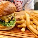 The Armoury Burger | $24