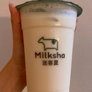 Green Tea Latte (M) | $3.80