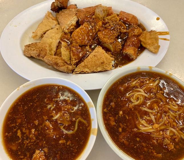 Yong Tau Foo | 40c-$2/ingredient
