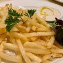 Truffle Fries | $17