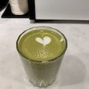 Matcha Latte (Hot) | $5.50