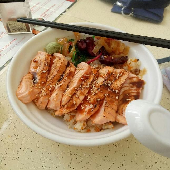 Aburi Salmon Don ($10.90)