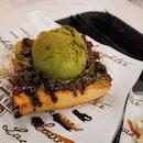 Shibuya Toast (Matcha)