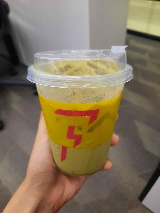 Matcha Latte ($4.80)
