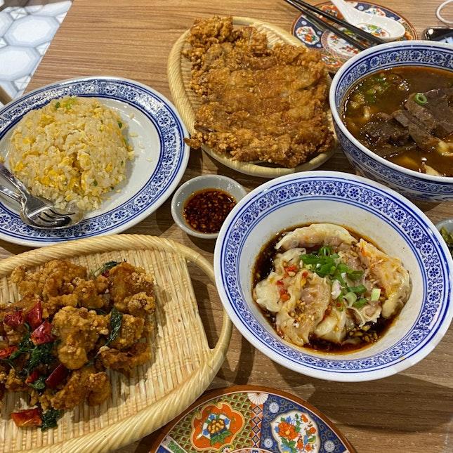 Legit Taiwanese Cuisine