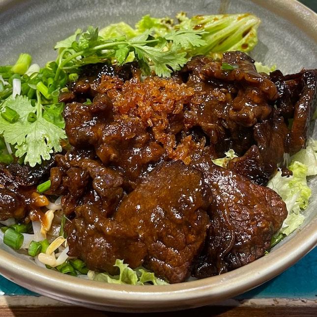 Pho Beef Tron