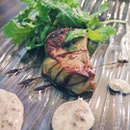 Fegato d'oca - Foie gras w truffle cream