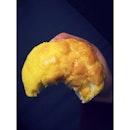 Midnight mini pineapple bun 🍍 我最愛菠蘿包 💛  P.S.