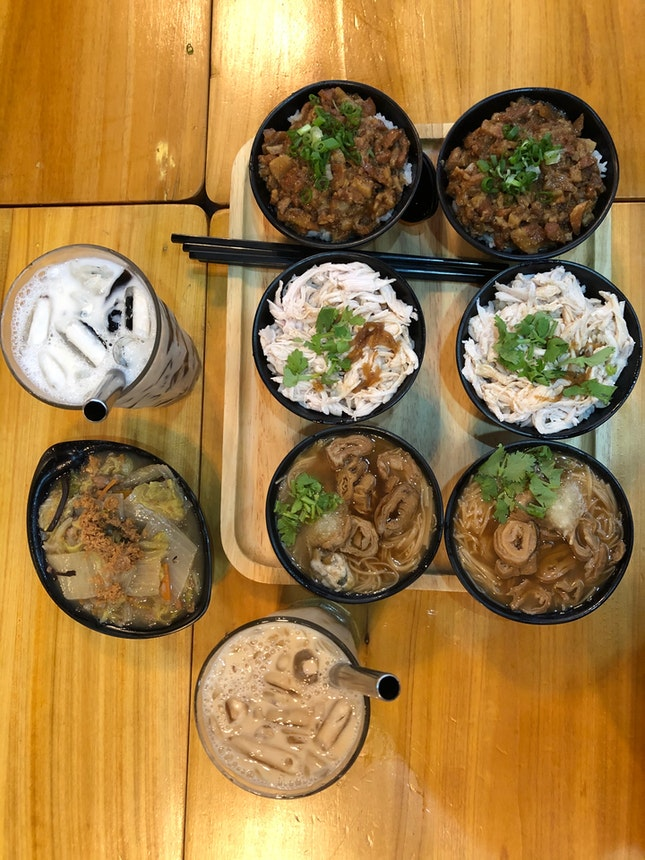 Authentic Taiwanese Food