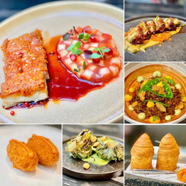 Spanish Food!