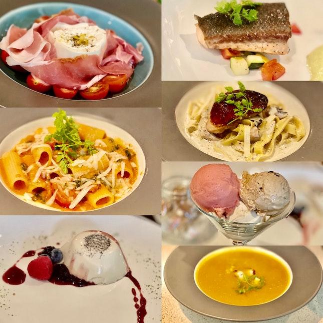 Italian Food @ Shangri-lah Hotel