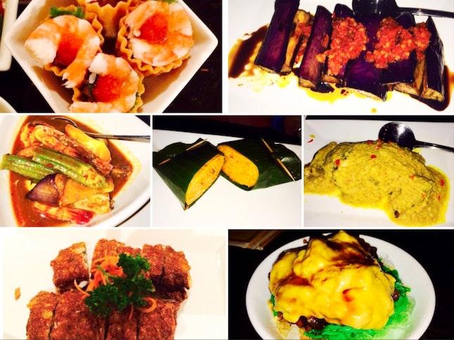 Indo/Indian/Peranakan Food