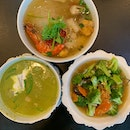 Tomyum Noodles & Green Curry