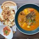 Chicken Quesadilla & Mexican Chicken Stew