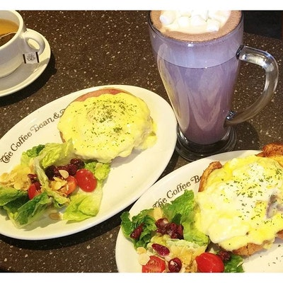 The Coffee Bean Tea Leaf Orchard Central Burpple 8 Reviews Somerset Singapore