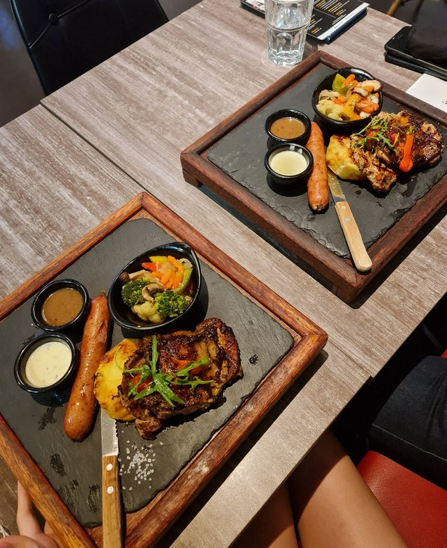 1 For 1 Mixed Grill ($20)