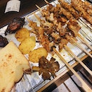 BBQ Chinese Skewers