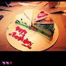 Spamming cake in instagram?