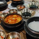Seafood Soontofu