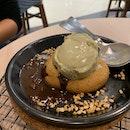 Signature Cookie set with Pistachio Scoop