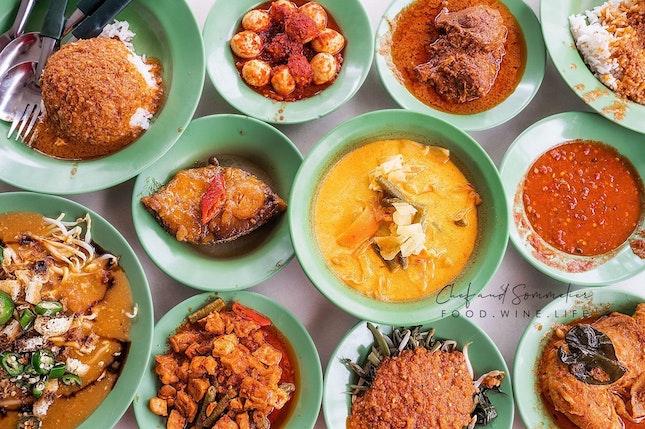 Cheap and Good Nasi Padang