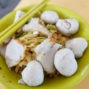 Thye Hong Fishball Noodle (Ghim Moh Market & Food Centre)