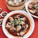 Zhong Guo La Mian Xiao Long Bao 中国拉面小笼包 (Chinatown Complex Market)
