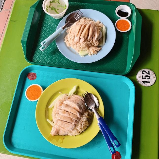 Chicken Rice Comparison